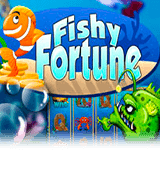 Играть в онлайн слоты Fishy Fortune (Рыбная Фортуна)