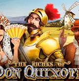 Игровой слот The Riches Of Don Quixote онлайн
