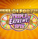 Wheel Of Fortune: Triple Extreme Spin азартный игровой аппарат