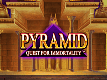 Pyramid: The Quest For Immortality: азартная игра от Netent